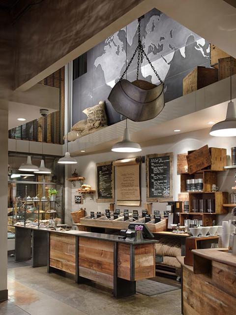 Modern Coffee Shop Design Flickr Photo Sharing