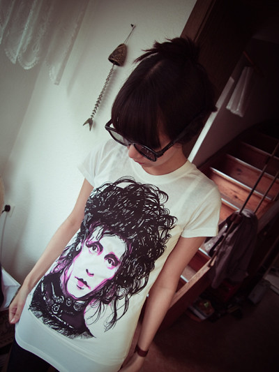 Edward Scissorhands Shirt