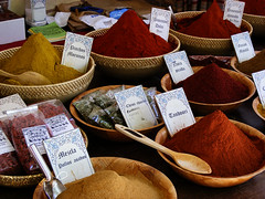 2º Mercado Romano - Especias