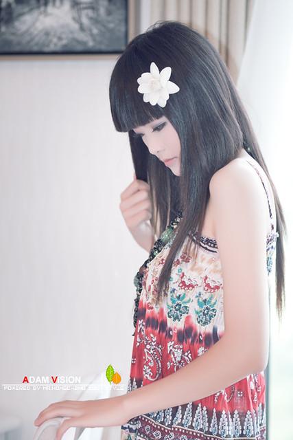 青春美少女   flickr C