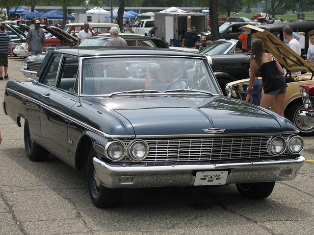 1962 ford galaxie 406 flickr photo sharing. Black Bedroom Furniture Sets. Home Design Ideas