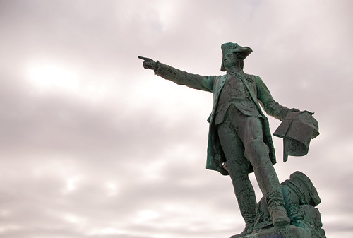Statue of Rochambeau by Kevin H.
