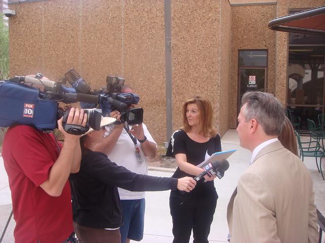 Arizona Criminal Attorney David Cantor Lisa Randall Dismissal 8
