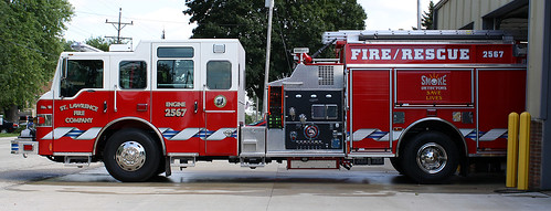 St. Lawrence, WI Fire Department