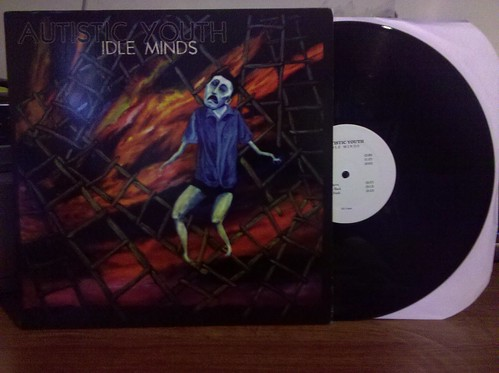 Autistic Youth - Idle Minds LP by factportugal