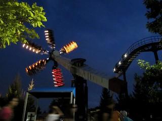 Image of Shockwave. ride wonderland themepark mondial shockwave topscan