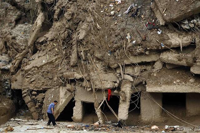 Drugchu County Mudslide Aftermath | Flickr - Photo Sharing!