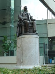 Samuel Spencer Statue
