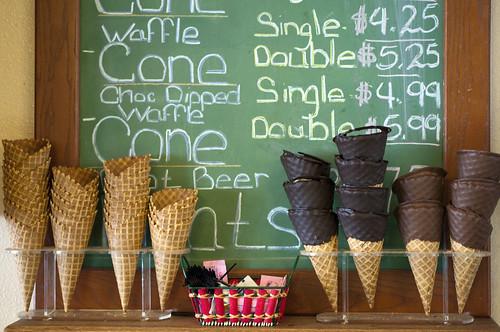 sabores sorvete favoritos EUA