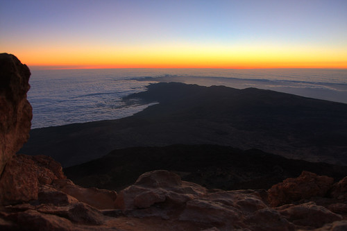 sunrise canon foto amanecer teide hdr 3718 40d cestomano