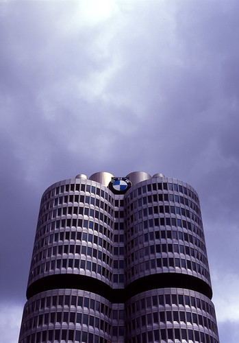 BMW Corporate HQ, Munich.