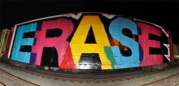 ERASE wholecar