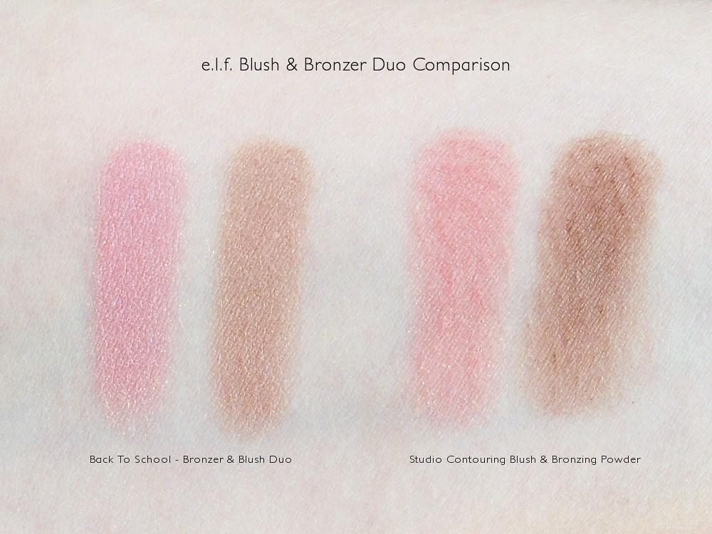 Contouring Blush & Bronzing Powder by e.l.f. #15