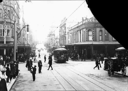 King & George St., Sydney