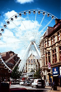 The Big Wheel, Sheffield
