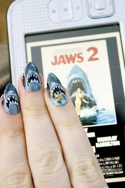 Nails did: 19/08/10, Jaws 2