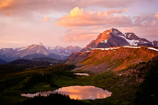 """Magic Valley"" Banff~Canada~Mountains~Nikon~D700~Landscpae"