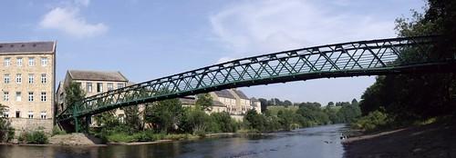 Startforth Footbridge (1881)