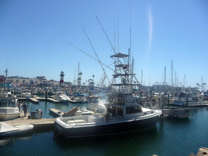 Serious sport fishing boat oceanside ca harbor flickr for Oceanside fish report