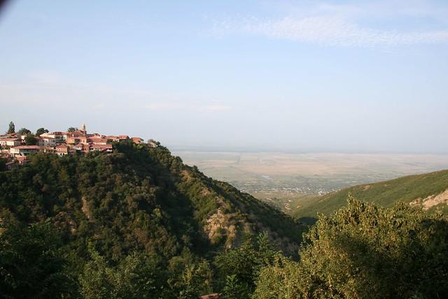 Alazani valleys