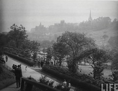 Edinburgh, Scotland, by E.O. Hoppe