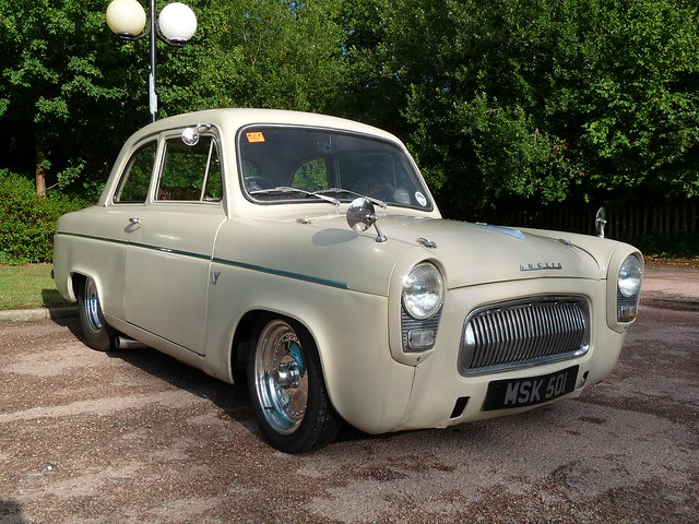 Ford Anglia Hot Rod 1959 V8