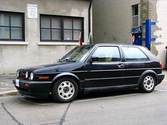 automobile, automotive exterior, volkswagen, vehicle, volkswagen golf mk2, bumper, land vehicle, hatchback,