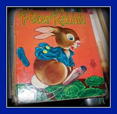 1955 Peter Rabbit book
