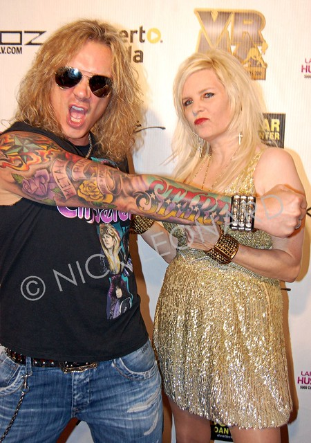 michael starr of steel panther flickr photo sharing