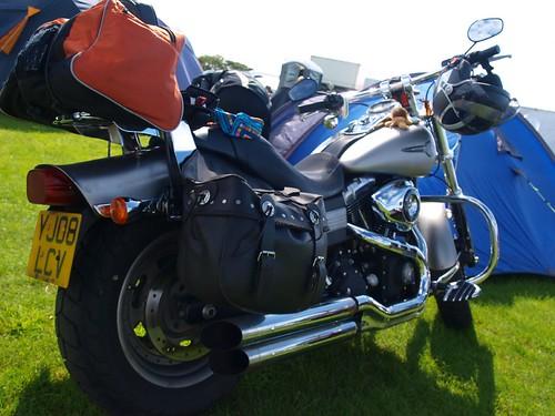 Harley Davidson Motorcycles - 2008