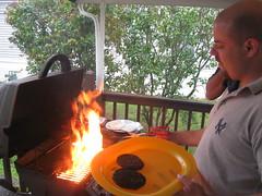 Burnin' Burgers