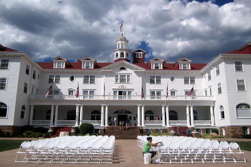 Colorado - Estes Park: The Stanley Hotel