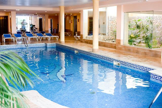 Mallorca Hotel Platja Daurada Can Picafort Gebaude Plan