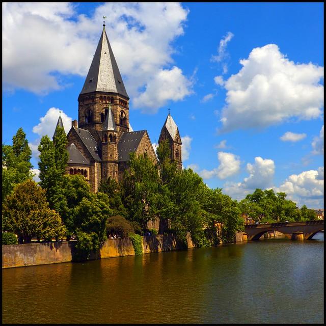 Eglise à Metz
