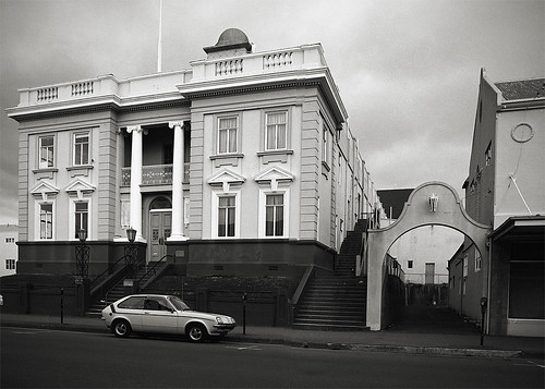 The Old Town Hall, Tauranga, NZ.