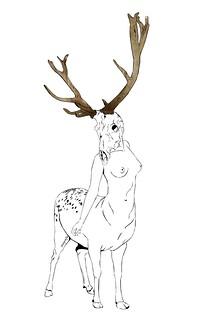undead deer