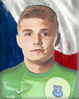 portrait of jindrich stanek