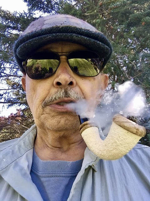 Take a Meerschaum pipe and turn it inside out  35006033853_727b22867c_z_d