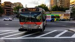 WMATA Metrobus 2005 New Flyer DE40LF #6015