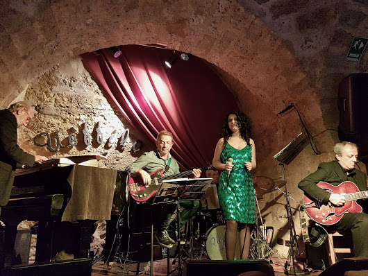 Giovanna Sette jazz bossa swing 2