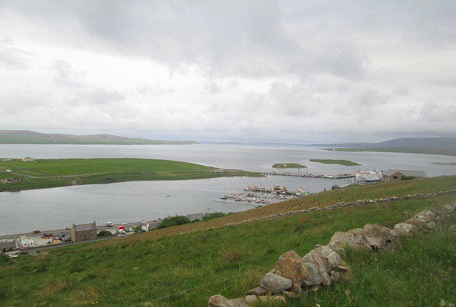Stromness from North-east