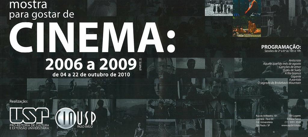 Para Gostar de Cinema 7 - Século XXI: 2006 a 2009