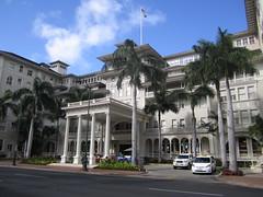 O'ahu - Honolulu - Waikīkī: Moana Surfrider
