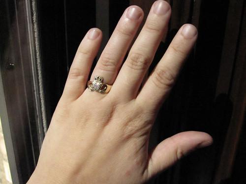 claddagh engagement rings claddagh engagement rings