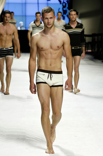 Dolce & Gabbana Man Fashion Show Underwear