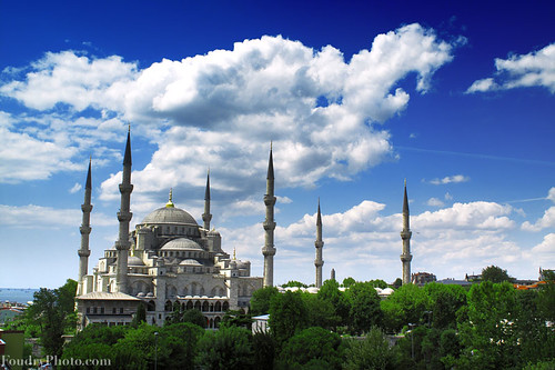 The Blue Mosque - Turkey , Istanbul
