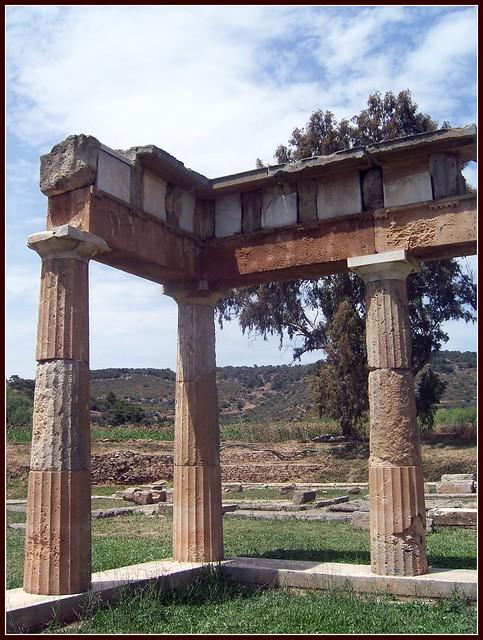 Artemis Temple, Ancient Brauron