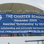 The Charter school is in South East London