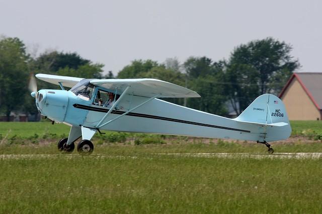 1939 Taylorcraft Bl 65 Nc22606 Flickr Photo Sharing