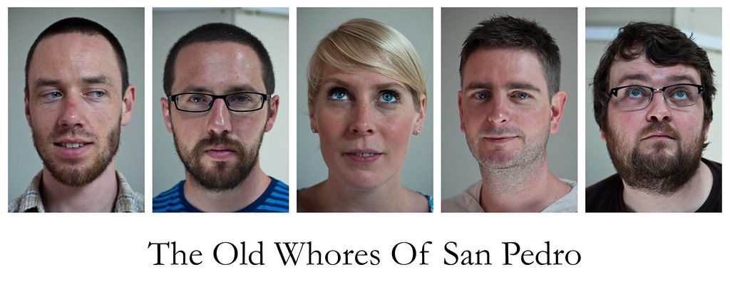 Prostitutes in San Pedro
